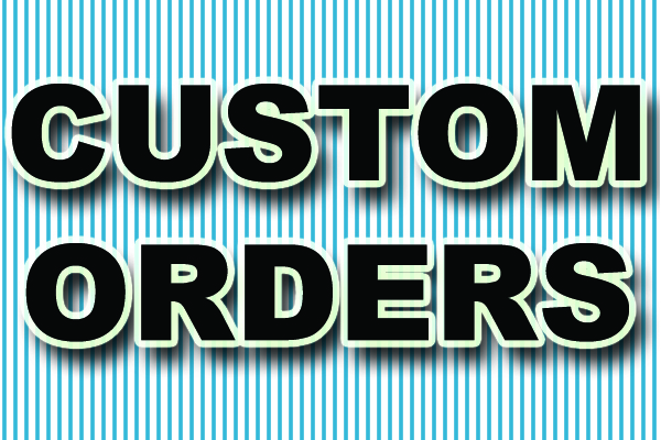 Custom Order For AS per you need