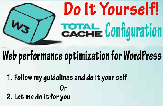 W3 Total Cache and CDN Configuration for entire website