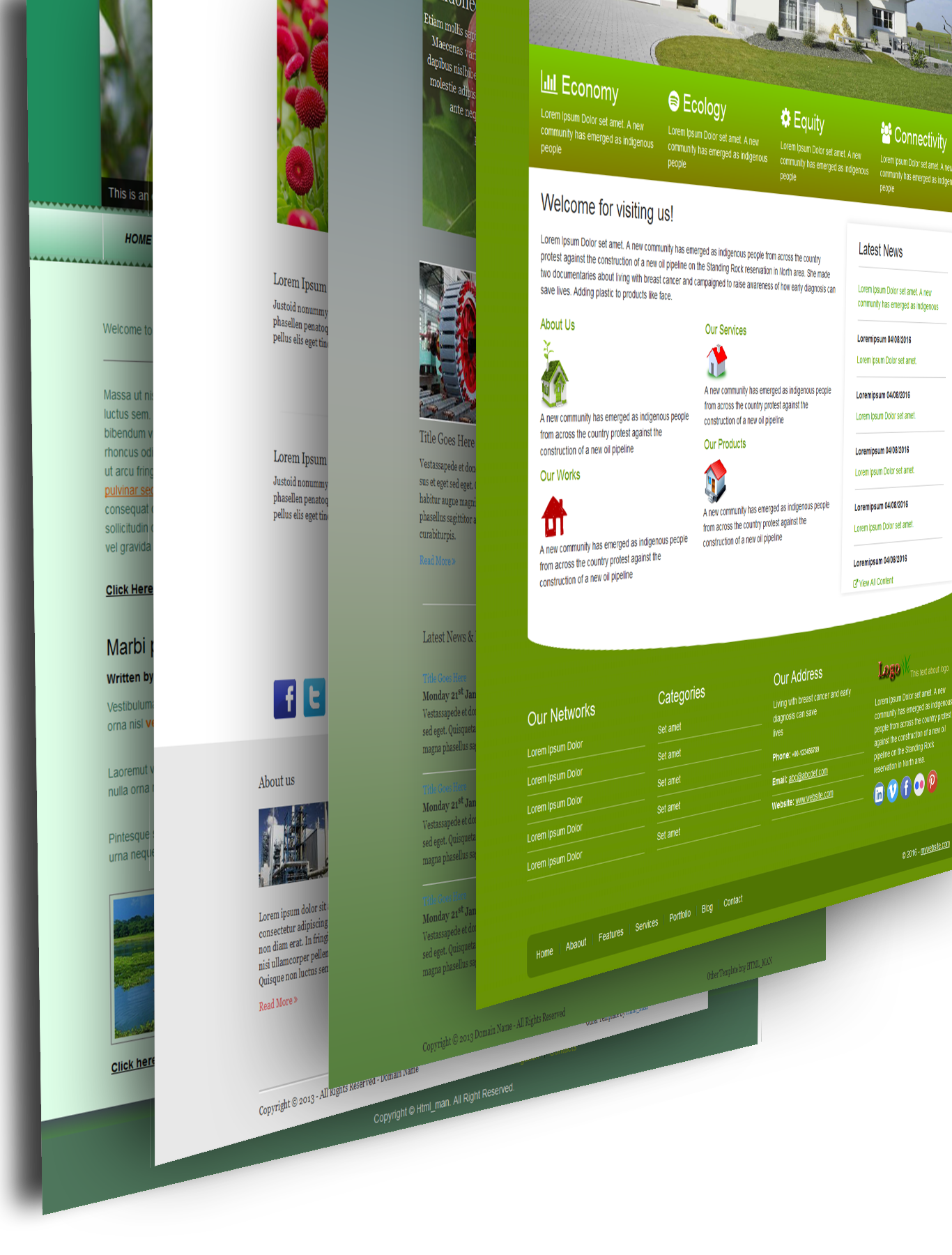 I will make responsive webpage within 12 hours