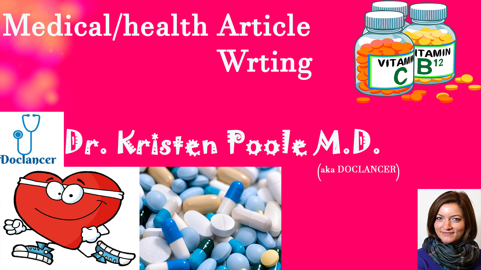 Write a 600 word optimized, health/medical article