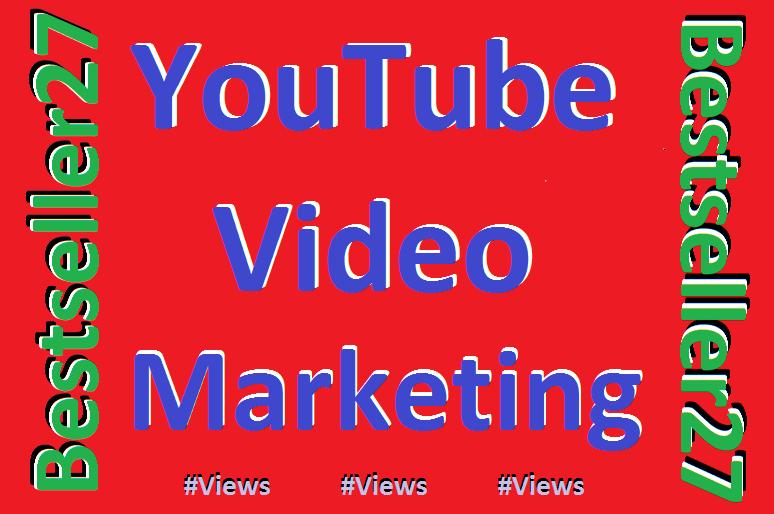 YouTube Video Marketing Promotion Social Midea