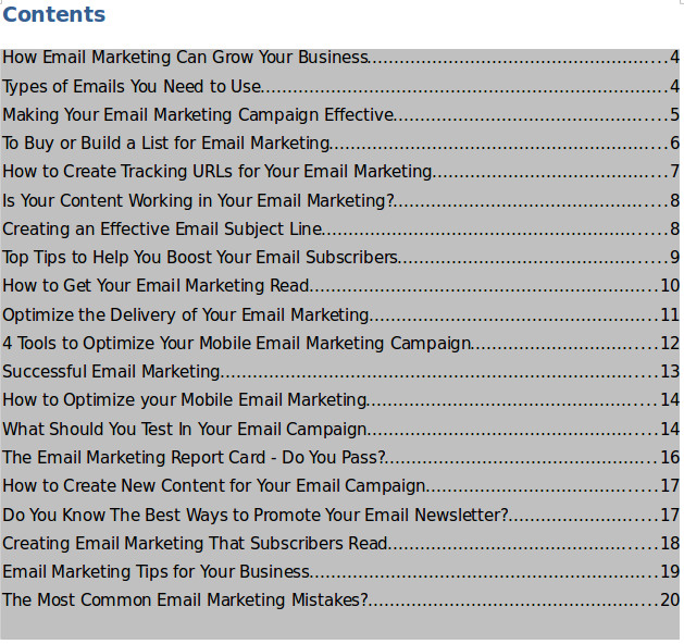 how to use email marketing to grow your business