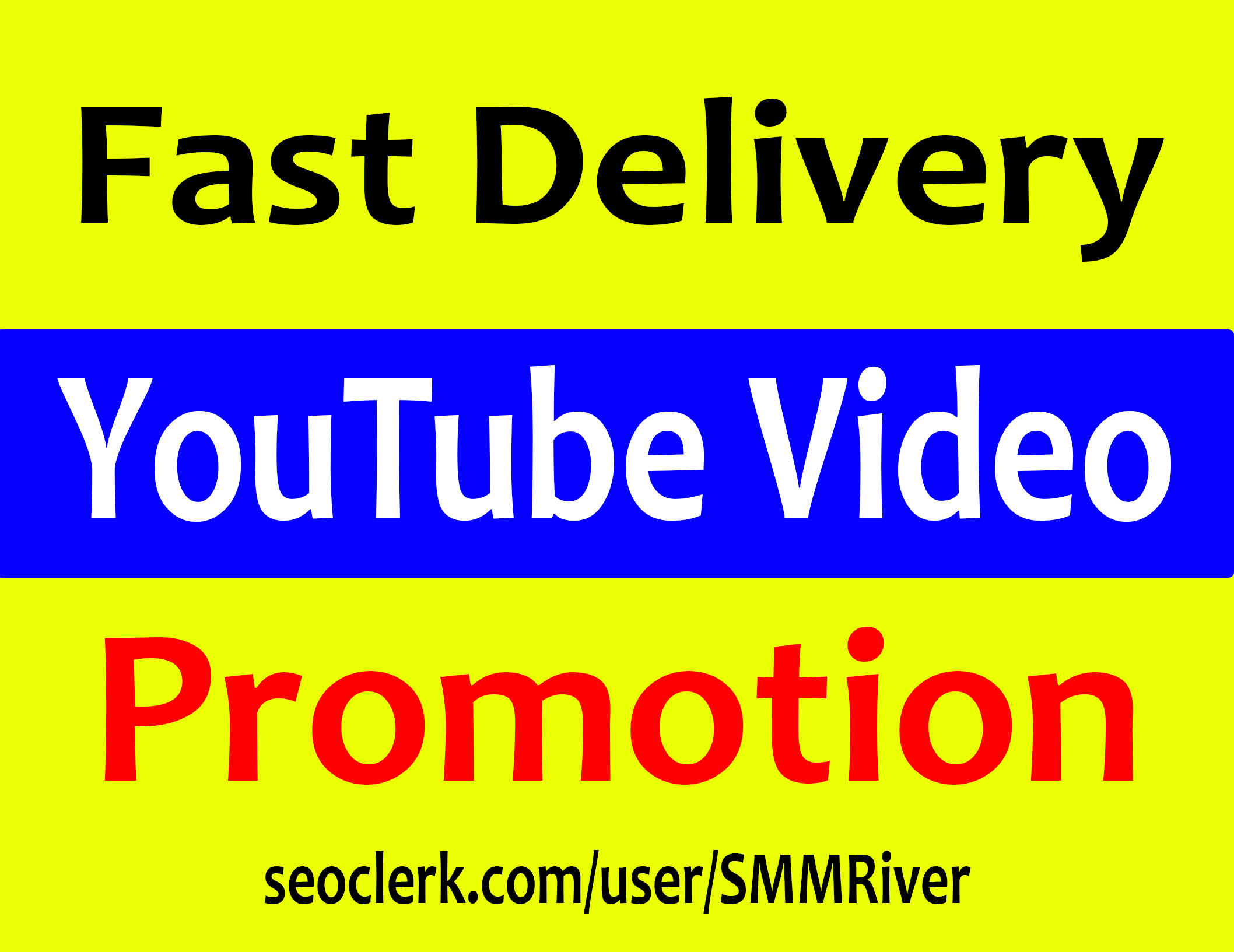 YouTube Video Promotion & Marketing Express Deliv...