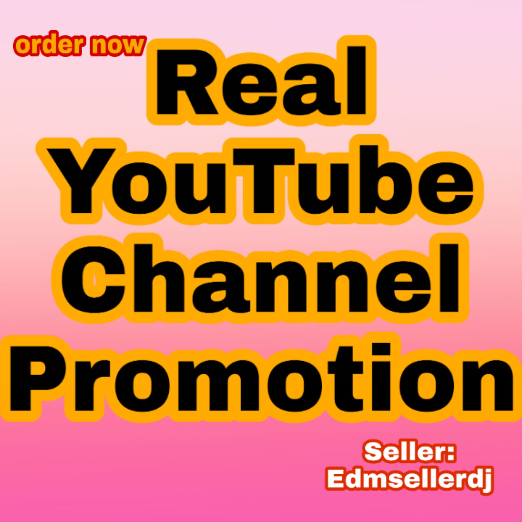 I Will Add Permanent YouTube Promotion Real And Non Drop