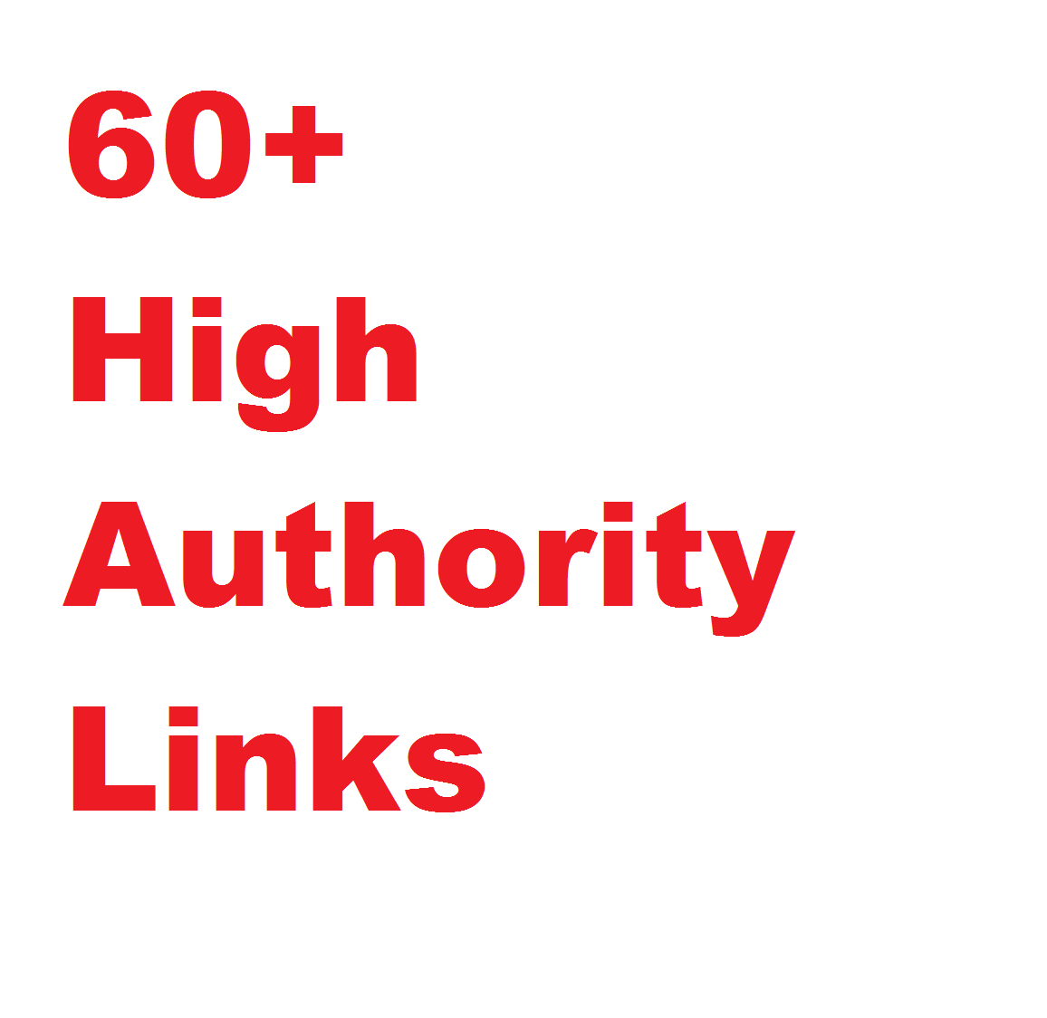 Manual 60+ LINKS, DA 50+ ,Social Bookmarks, profiles, web2.0 PR4 to 9, from 60 domains
