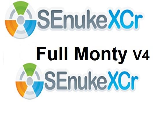 SENUKE XCR FULL MONTY V4 Campaign for your Website