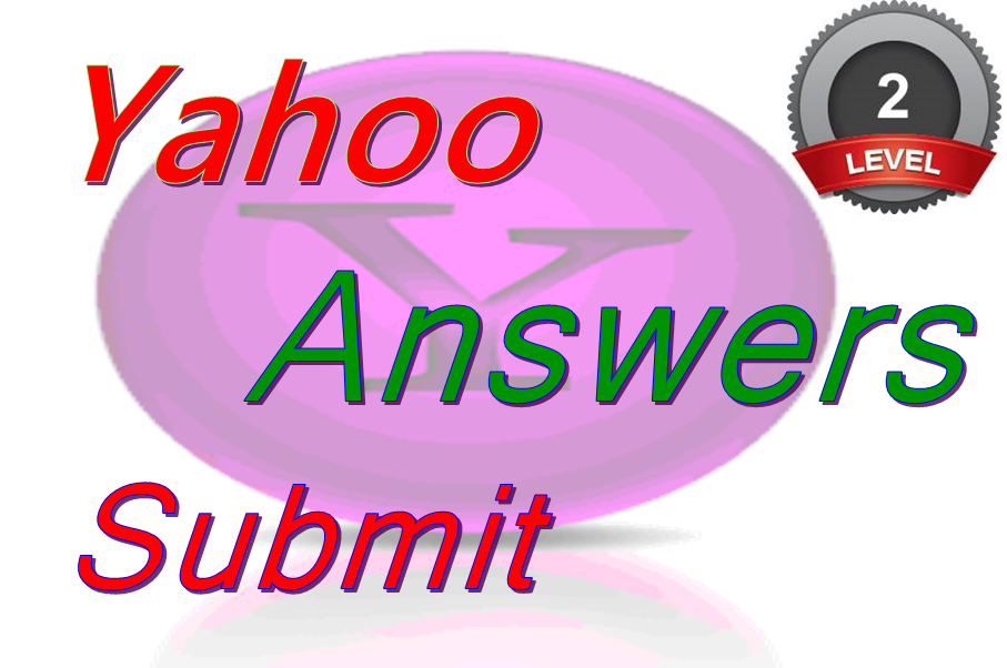 Promote your website in Yahoo Answers with guaranteed Clickable link