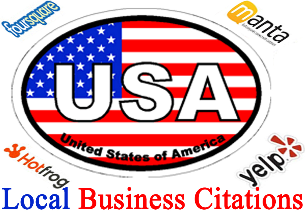 do 50 Live USA local citations for your local business. I always ensure best quality work.