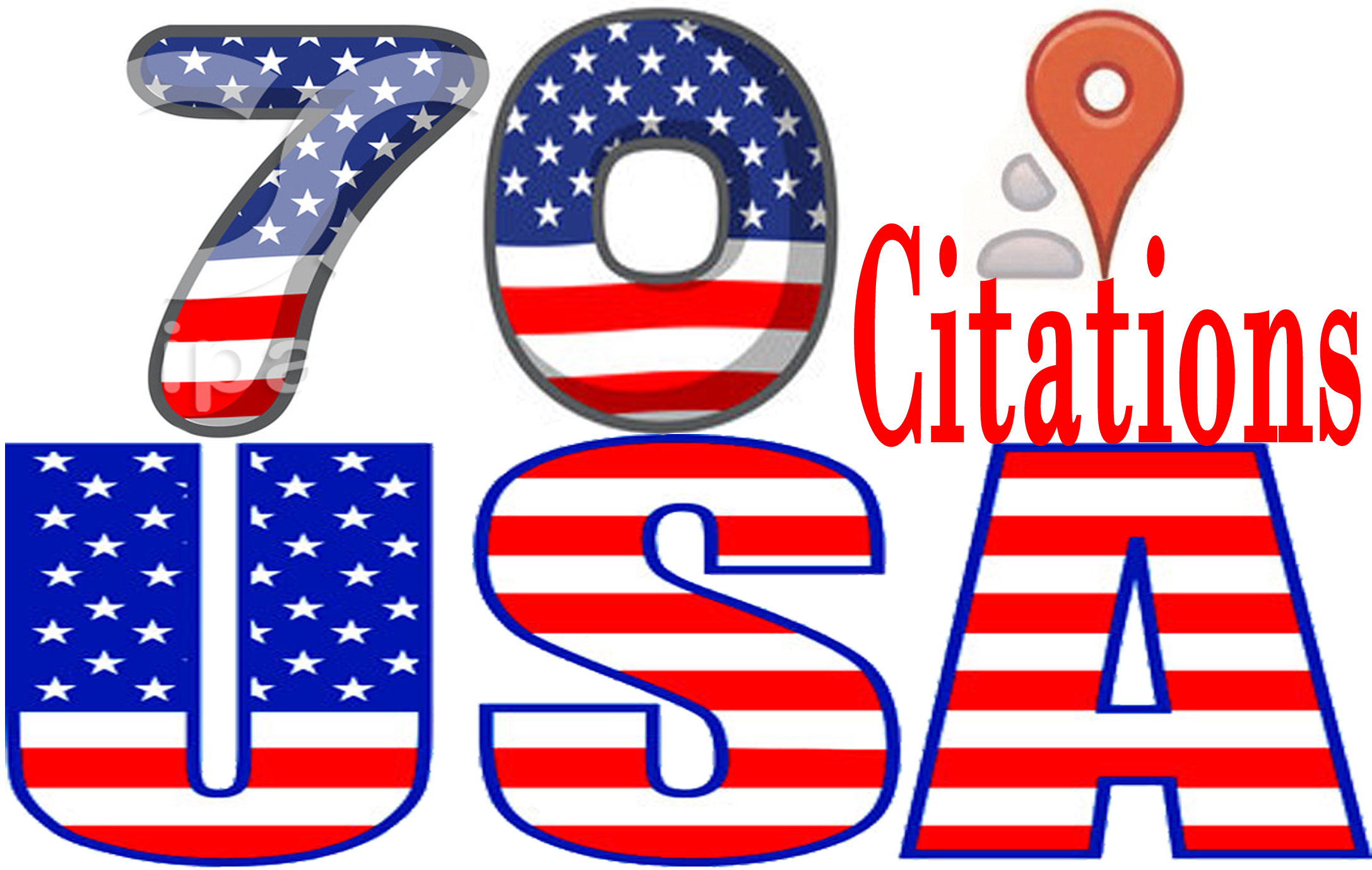 Do Manually TOP 70 USA Local Business Citations for Local SEO. I always ensure best quality work.