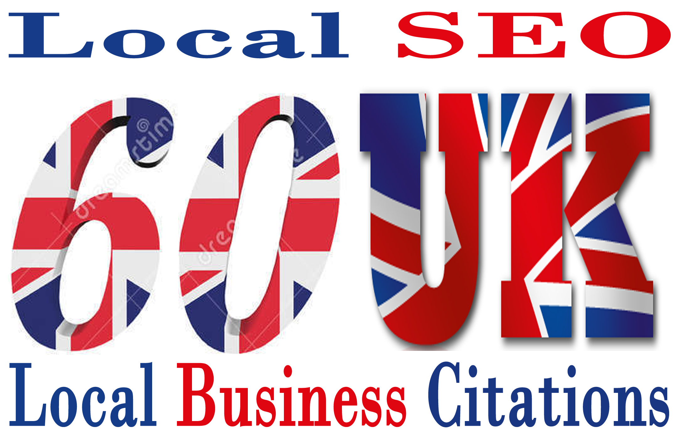 Do 60 Live UK Local Business Citations For Your Local...