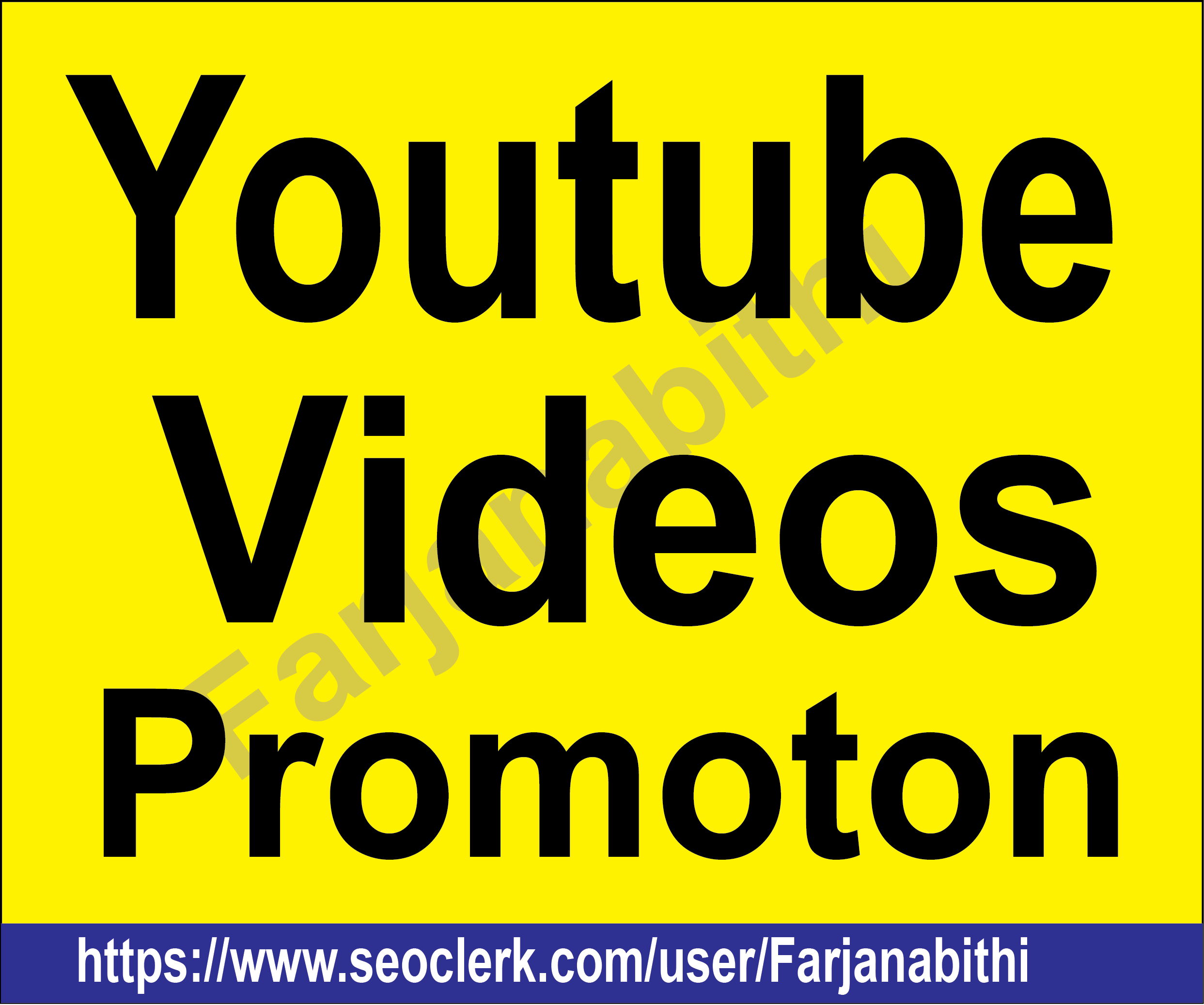 BOOM BOOM Offer Professionally Youtube Video Marketing and Youtube Music Promotion