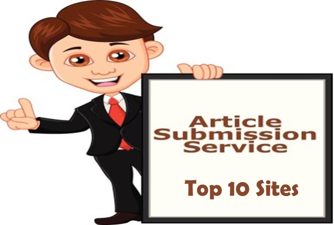 manually Submit Your Article on 5 High DA Sites