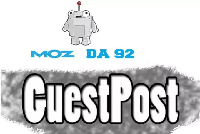 Publish Guest Post on authority sites DA 80+ Huffington Post, lifehack, medium.com, buzzfeed