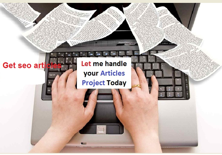 Write High Quality 500 Words SEO Articles or Blog Content on Any Topic That will Rank you on Google