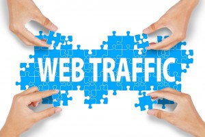 06 Month Promotion,  Real Visitors Traffic to Website