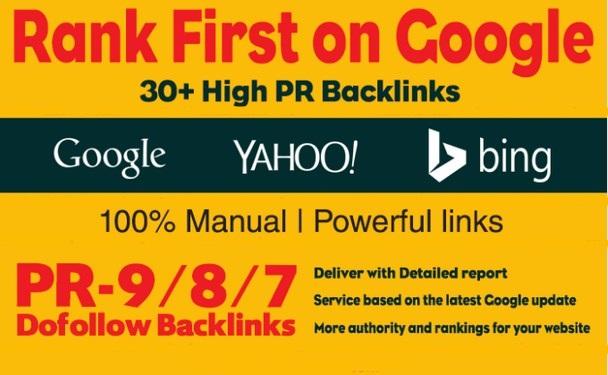 high pr backlinks seoclerks