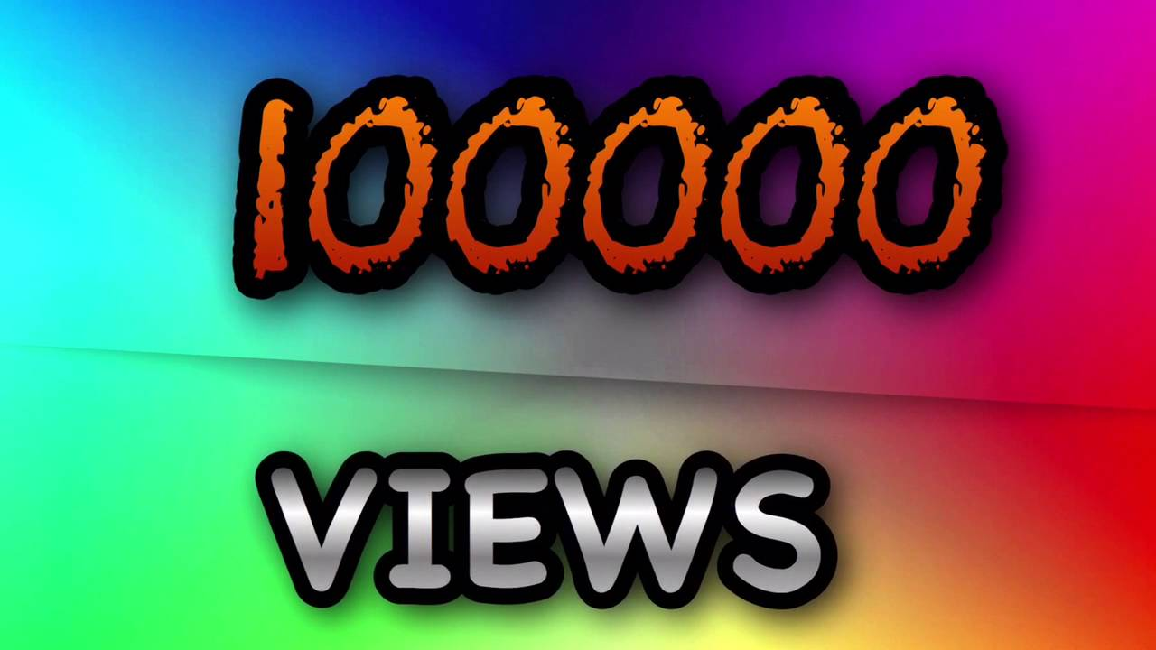 Give You 100000+ Splitable Youtube Views