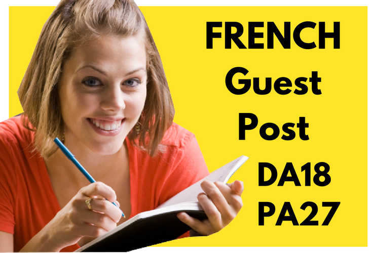 Guest post on my FRENCH blog DA18 PA27