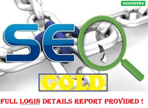 800 PAGERANK 2 to 9 Seo GOLD Backlinks for your site ! Great SEO package