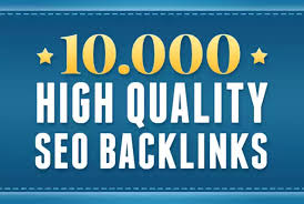 Made 10000 Authority Backlinks For Google Ranking