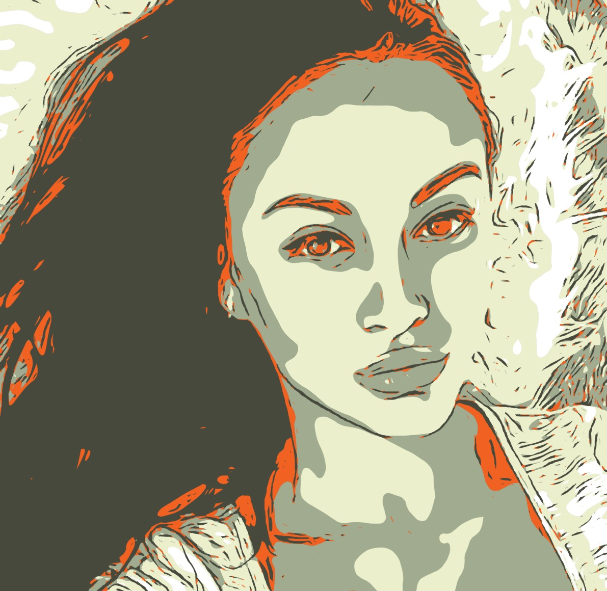 convert your photo in this Cartoon style