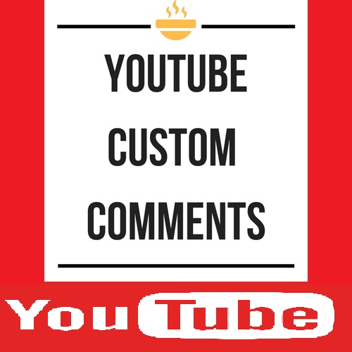 I Will Give You Fast 50-100 Custom Comments