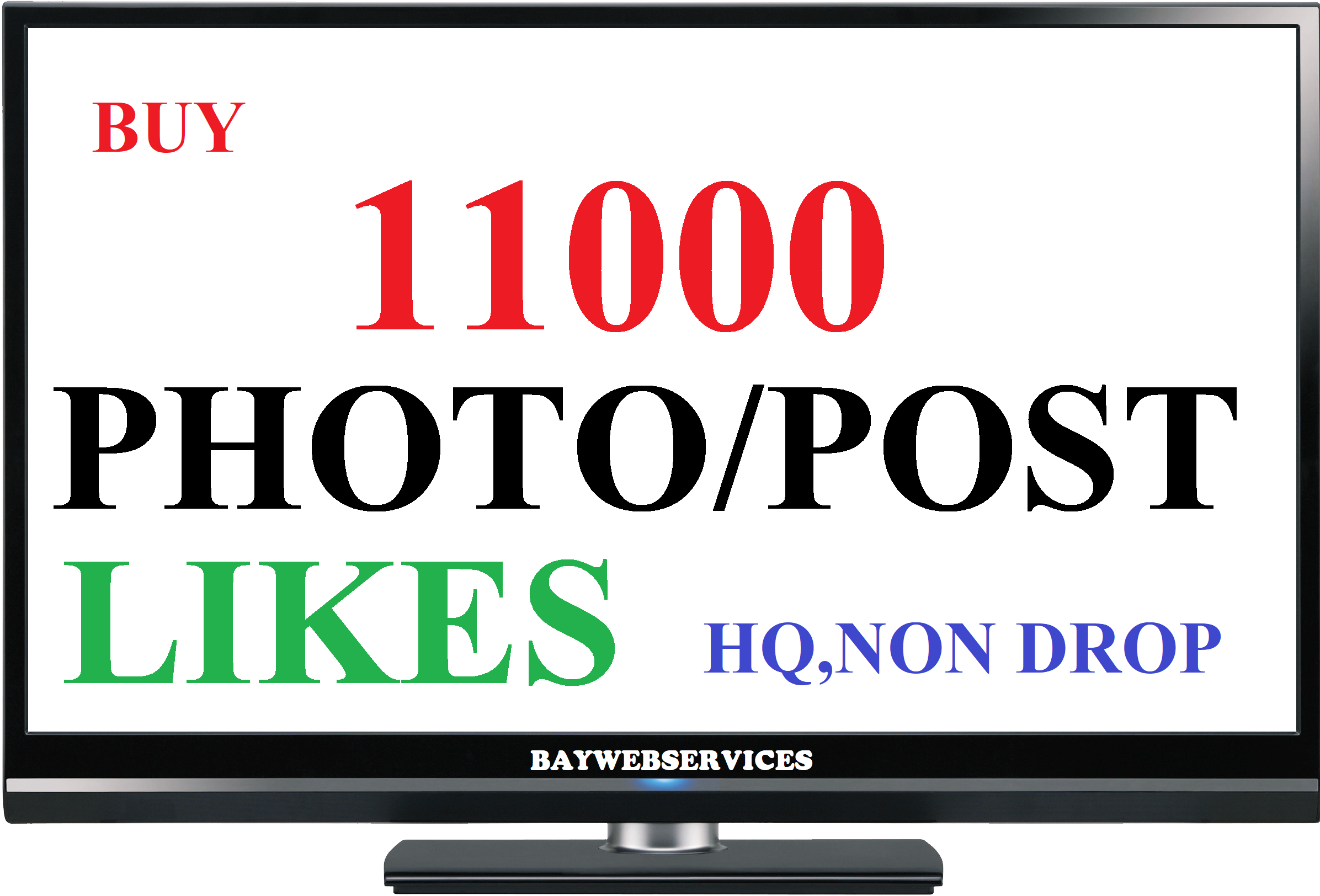 11000+ Real Social super instant services for your P0sts, Phot0s and Vide0s