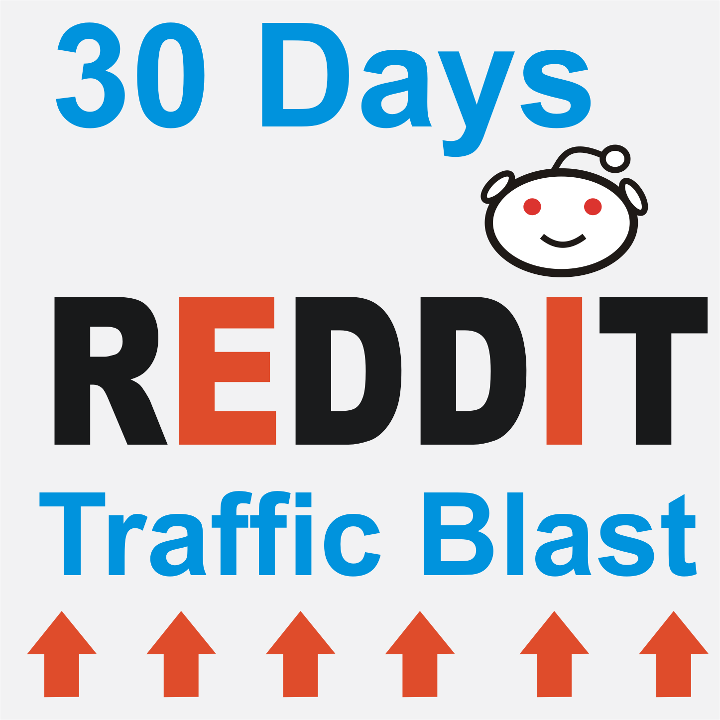 30 days Post your link on my 5 yrs Gold Reddit