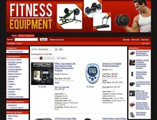 Amazon Fitness Affiliate Store Website Script