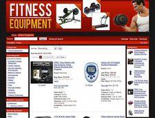 Amazon Fitness Affiliate Store Website Script