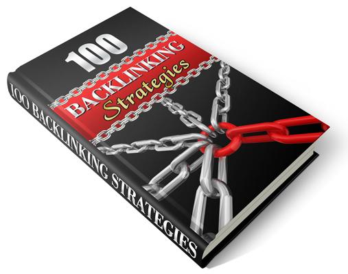 Ebook 100 Backlinking Strategies