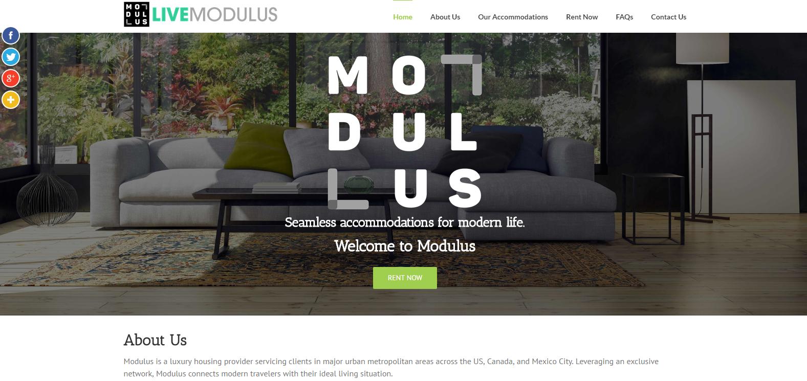 Website Design For Accommodation Unique Wordpress Theme