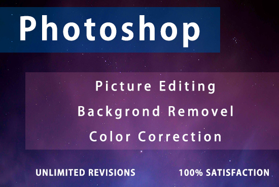 Retouch and Remove Background