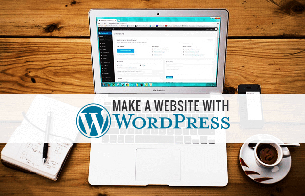 Create Fully Set Up Wordpress Website