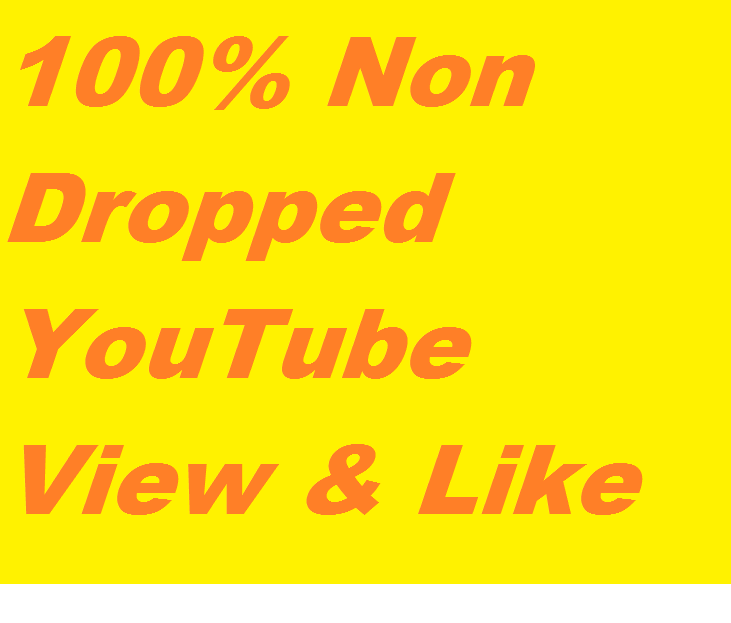 100+ Real & Non dropped YouTube Channel Subscribers With 5+ Auto Comments or 260+ Real & Non Dropped YouTube Video Likes Under 12-24 Hours