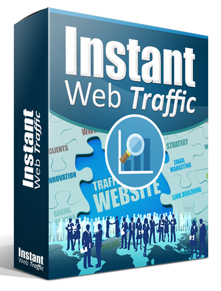 INSTANT WEB TRAFFIC