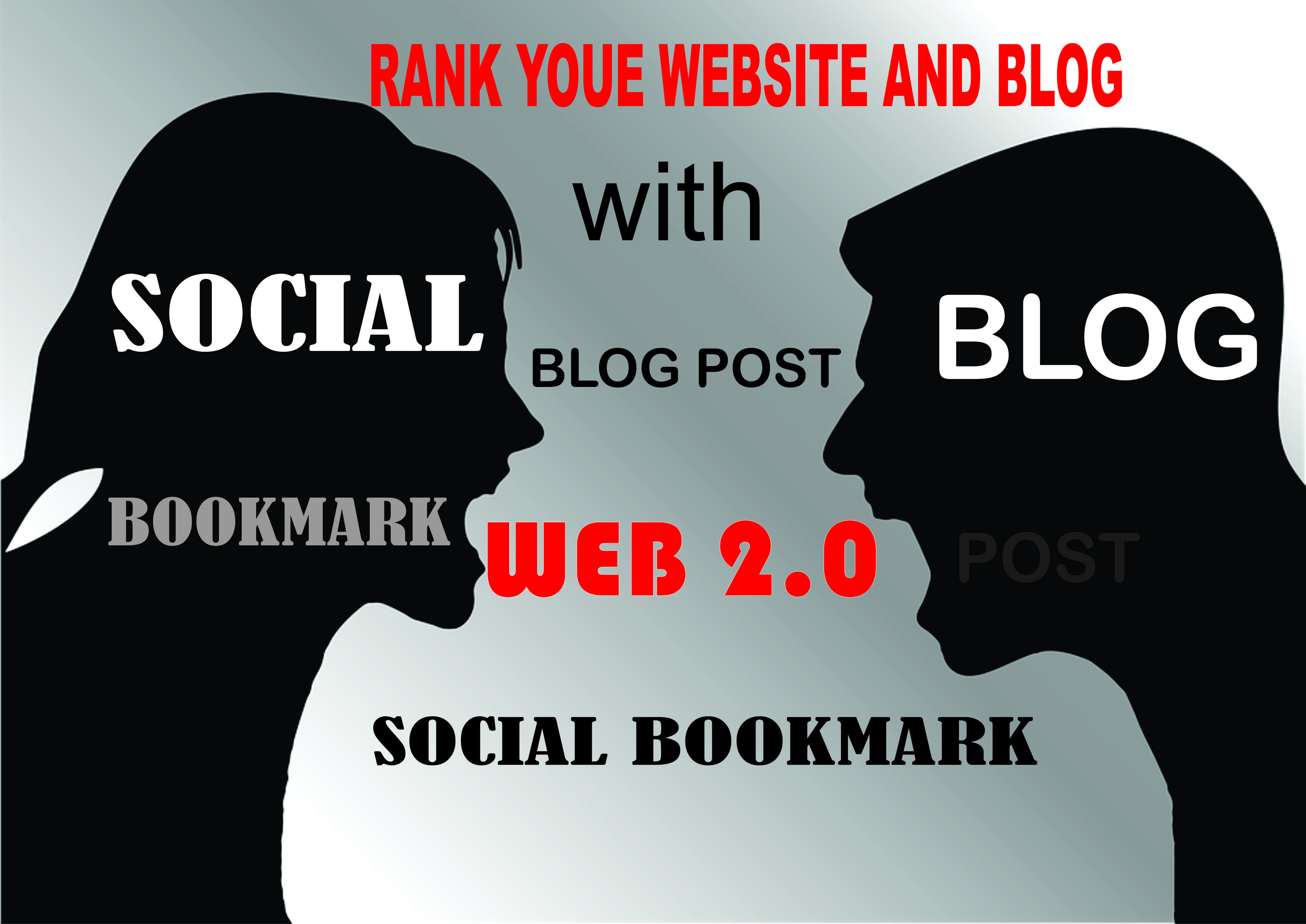 Rank your Website with 100 strong High PR Web 2.0 Package