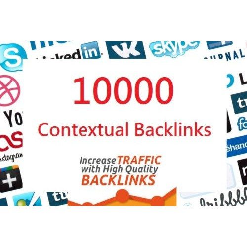 10,000 Backlinks For Your Website