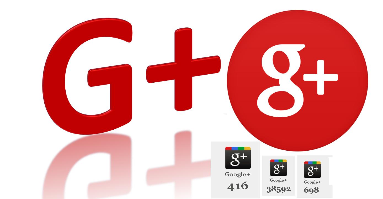 144+ google social signals