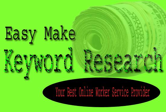 Best Top Ten Keywords Research