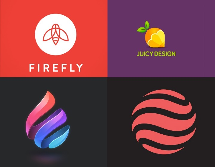 TWO HIGH QUALITY AND UNIQUE BEAUTIFUL LOGOS