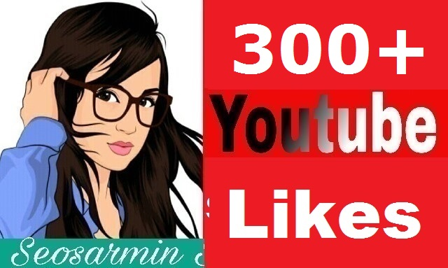 Instant start 300+ Youtube Li'kes Non Drop Guaranteed and safe Just
