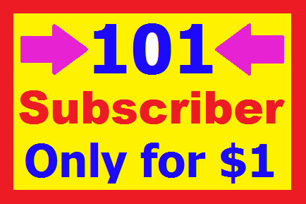 how to get 100 youtube subscribers fast