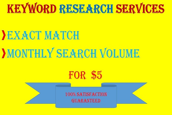 Niche related top 10 keyword will research to rank site first page