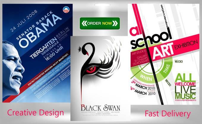 Professional Poster & Flyer Design