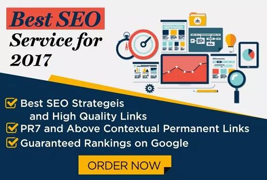 provide 50 SEO Backlinks, to Website Improving