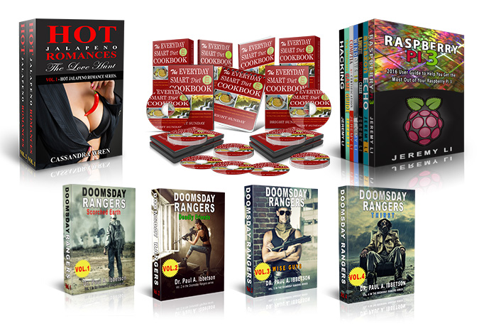design a 3D Kindle eCover Bundle,  or DVD Cover Bundle or eCover Bundle