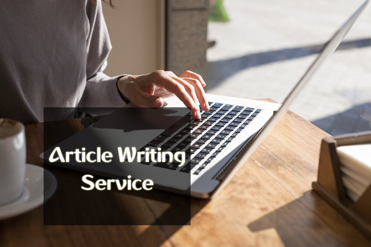 Let Me Write A Unique 600+ Words Article in Any Topic for Your Website