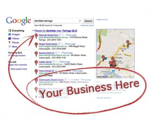 Manually create 300 Point Google Map Listing SEO. Boost Google Place Ranking.