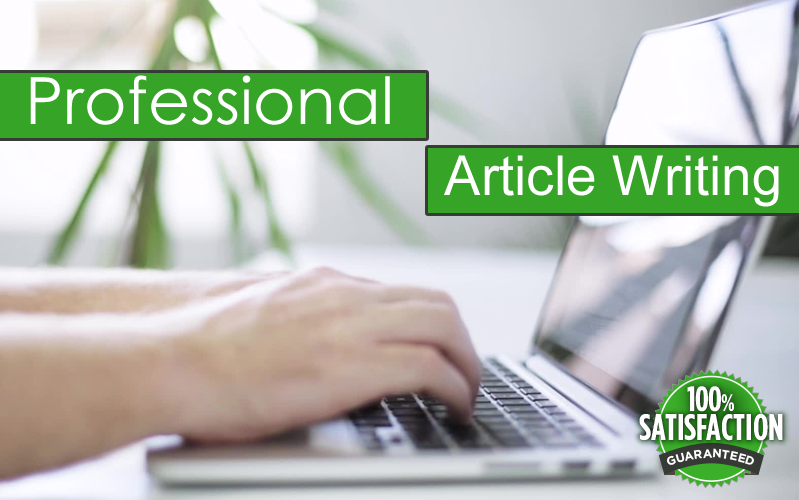 Be Your Professional Content Writer